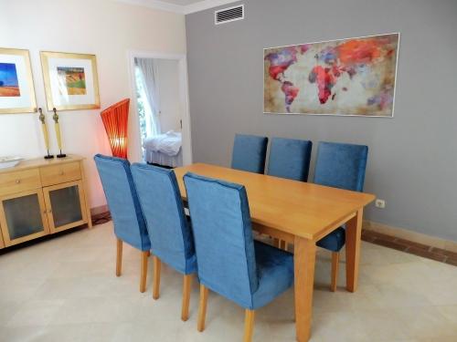 bildergalerie la perla de marakech 9 essbereich im wohnzimmer bild 5 25. Black Bedroom Furniture Sets. Home Design Ideas