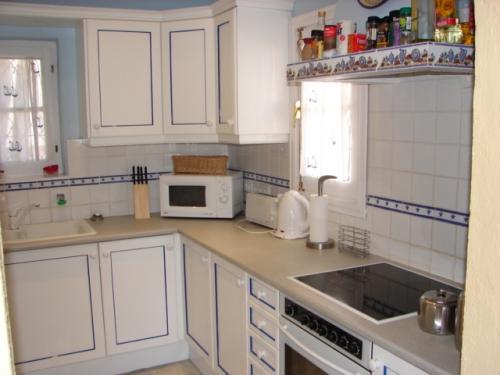 Bildergalerie Reihenhaus Casa El Nido Blick In Die Offene Küche Bild