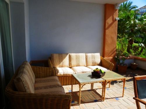 ... La Perla de Marakech 4 Lounge-Garnitur auf Terrasse Bild 18 / 25