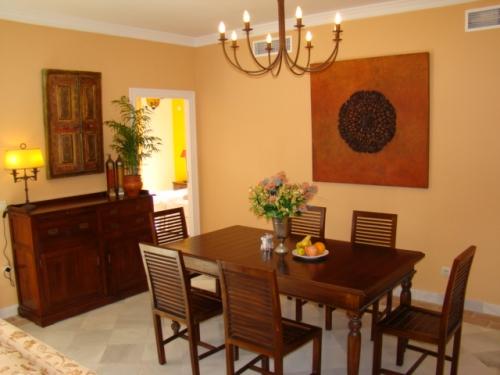 bildergalerie la perla de marakech 4 essbereich im wohnzimmer bild 4 25. Black Bedroom Furniture Sets. Home Design Ideas