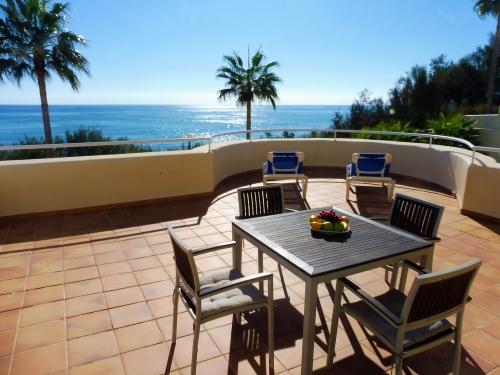 bildergalerie strandwohnung bermuda beach 2 k che mit. Black Bedroom Furniture Sets. Home Design Ideas